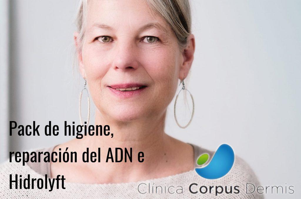 Reparación piel ADN