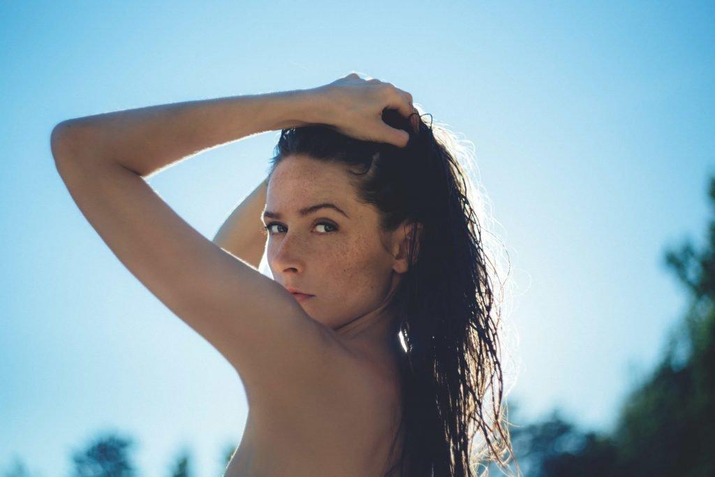 Tratamiento de photosilk piel