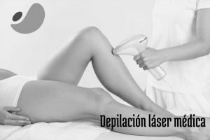 Depilación láser en Pozuelo